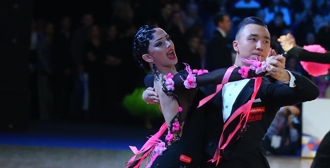 Олег Чжен & Алина Агеева